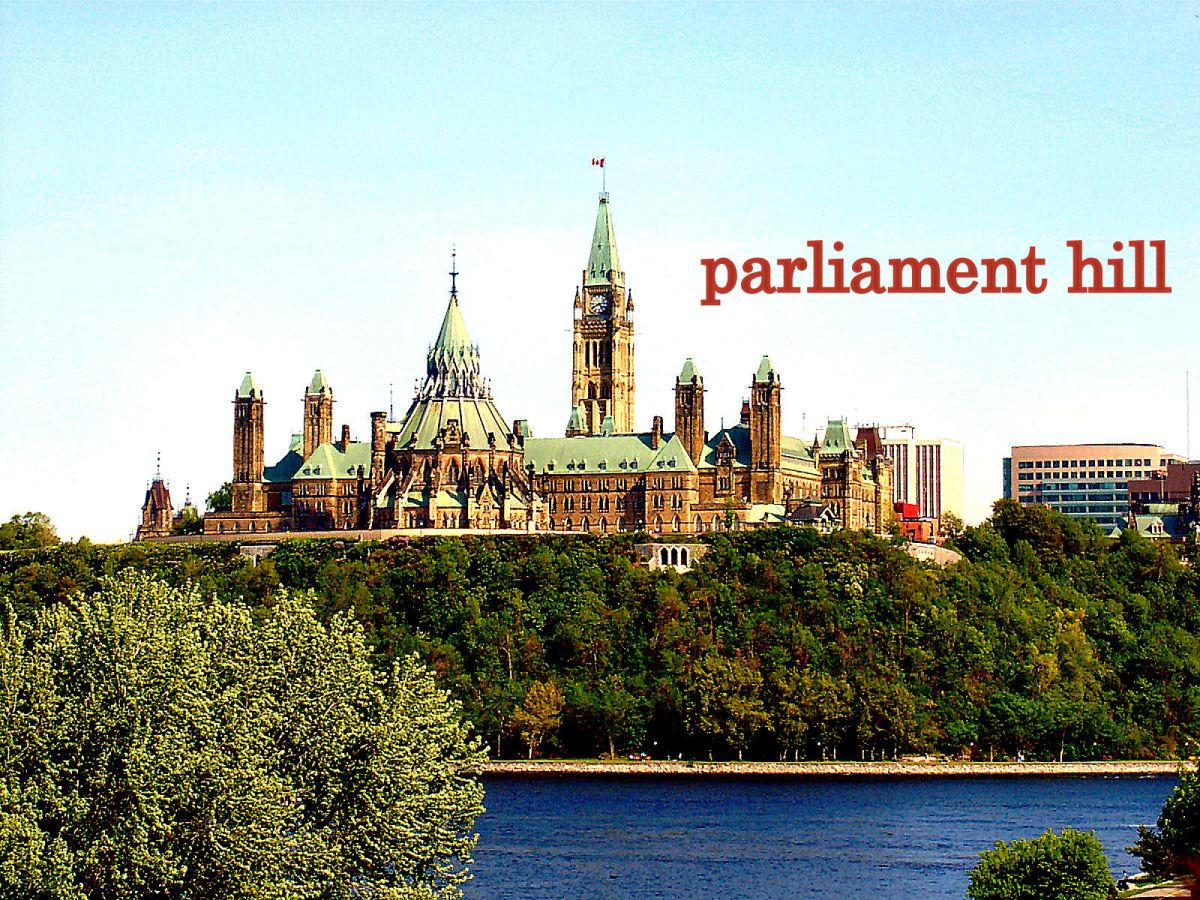Parliament Hill: Canada Acts on Privacy, Spam and Competition Issues
