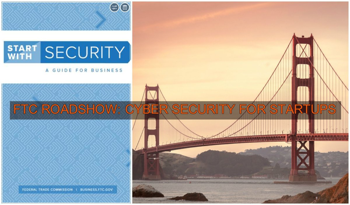 FTC Releases Cyber Security Guide, Announces Road Show on Security for Start-Ups
