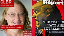Heide Beirich: On The Rise of Hate in the USA, Trump Screaming
