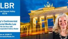 CLBR: Germany's Controversial New Social Media Law