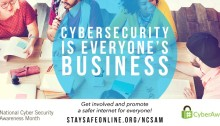 Cyber Security is Everyone's Business