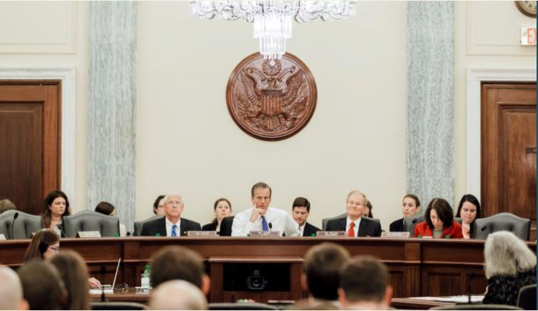 SESTA Wins Committee Approval, Faces Hold from Senator Wyden