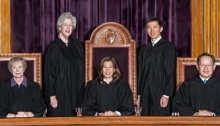 California Supreme Court Justices