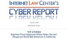 Cyber Report Mast Head