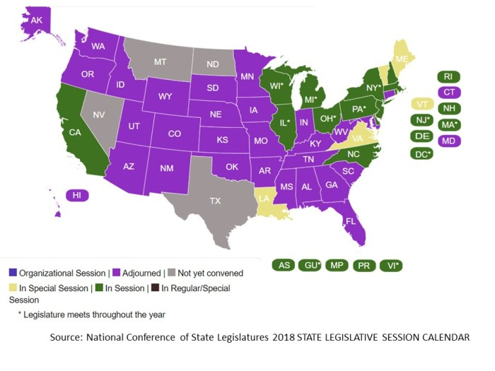 state legis