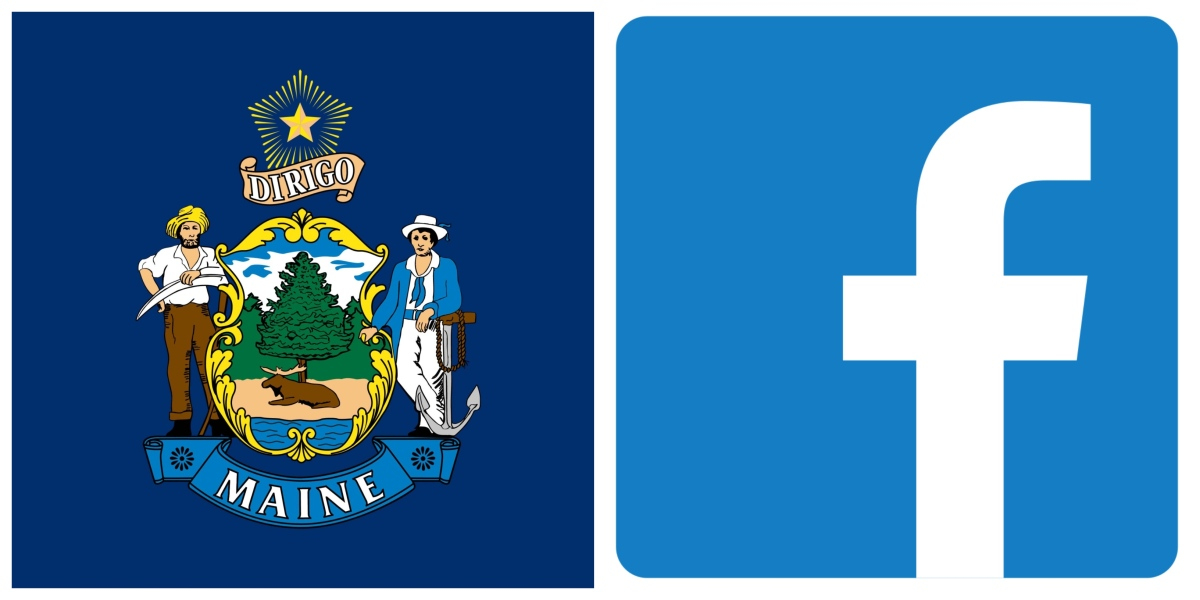 Maine Supreme Court - Facebook Posts May Constitute a Communication in Violation of Restraining Order