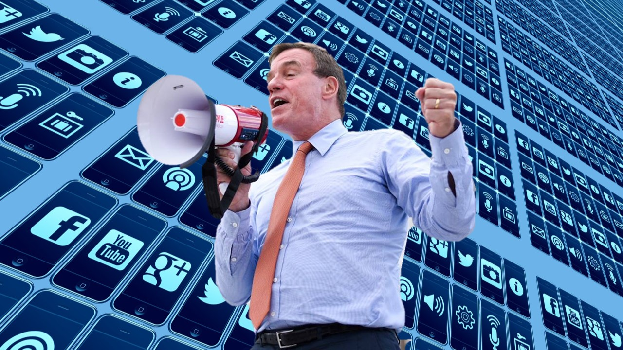 Senator Warner Outlines Options for Regulating Big Tech