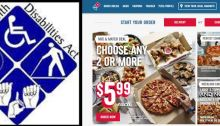 ADA and Pizza Hut Logo