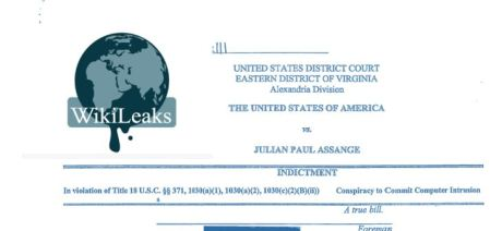 Assange Indictment