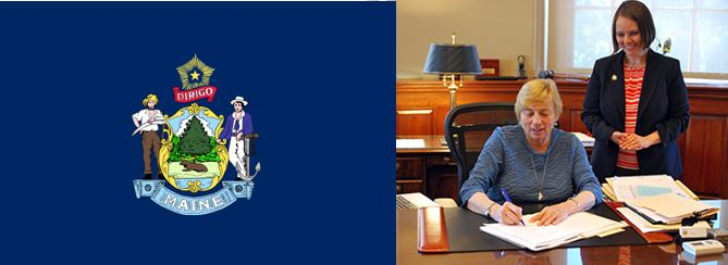 Maine Enacts ISP Privacy Legislation