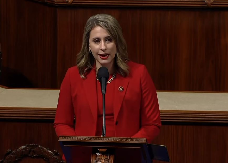 Katie Hill's Shaming Should Spur Congress to Act on Shield Act