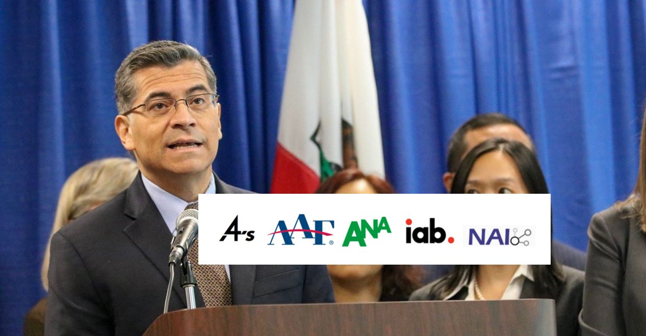 Ad Industry Urges Cal AG to Delay CaCPA Enforcement