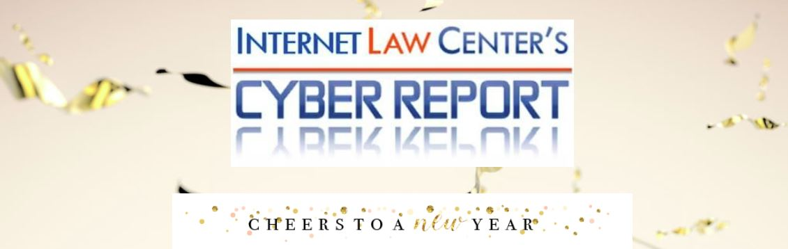 Cyber Report: A New Year with New Laws